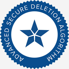 ProtectStar Advanced Secure Deletion Algorithm
