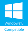 compatibl with Windows 8