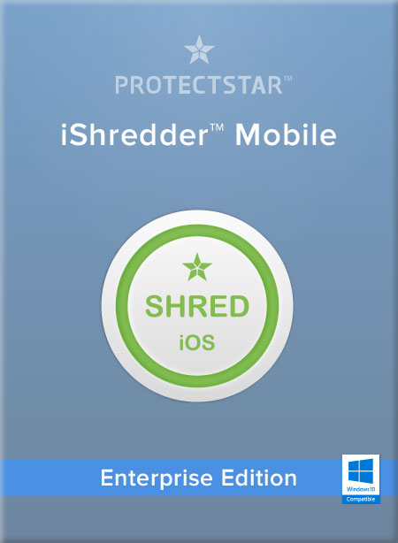 iShredder™ iOS® Enterprise Edition