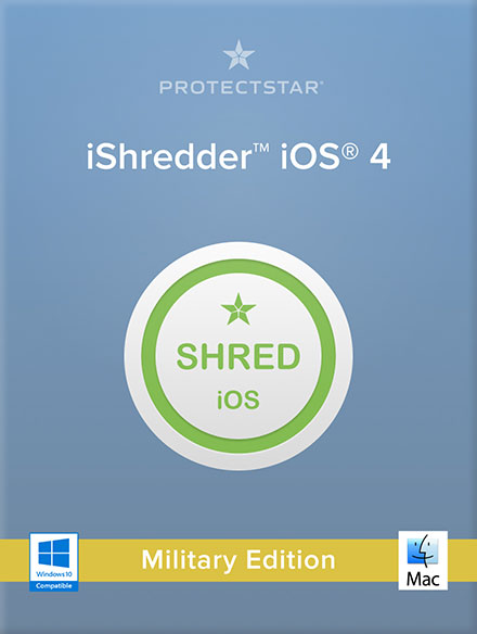iShredder™ iOS® Military
