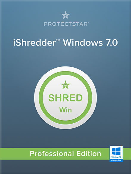 ProtectStar Data Shredder Personal Screenshot