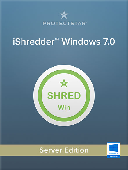 iShredder™ Windows 7.0 Server